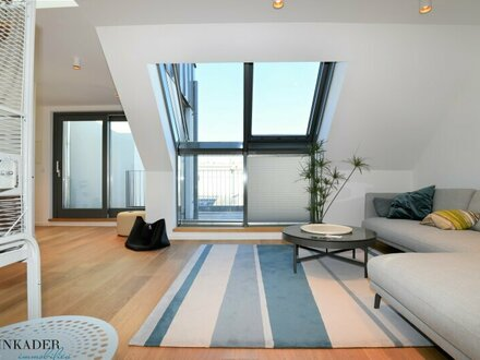 Modernes Penthouse mit großer Dachterrasse und unbezahlbarem Ausblick! Lassen Sie sich verzaubern!
