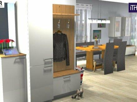 JETZT! Intelligent geplante 2-Zimmer-Wohnung für Singles, Pärchen und Anleger + Parkplatz inklusive + Eigengarten möglich!
