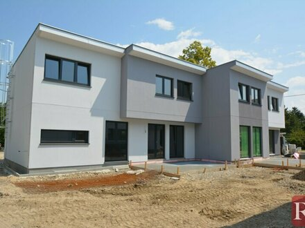 Provisionsfreie Doppelhaushälfte - belagsfertig - Haus 6