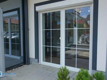 Kuschelnest in Obertrum! Schicke 2-Zimmer Wohnung mit kleiner Terrasse