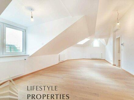 Außergewöhnliche 4-Zimmer Dachterrassenwohnung, Nähe Wienzeile