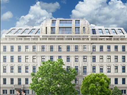 Palais Kolin -163m² Wohntraum mit Gewölbedecke - Concierge + Fitness in 1090 Wien