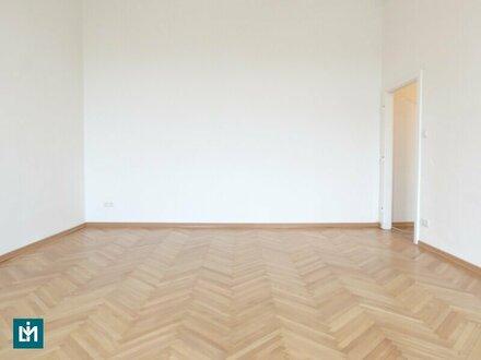 Helle, großzügige 2 Zimmer Altbauwohnung – Rennweg nahe Belvedere