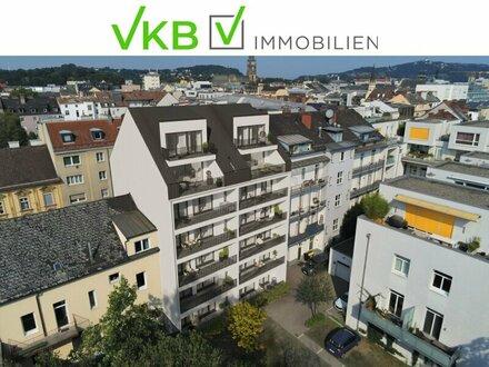 NEUBAU H17 - Einzigartige Stadtwohnungen im Zentrum von Linz - Leben mit Perspektive
