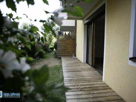 Viel Platz in Ihrer 3-ZI-Garten-Wohnung in Liefering inkl. Tiefgarage