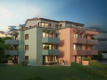 3-Zimmer-Penthouse in der Röcklbrunnstraße / Top 12