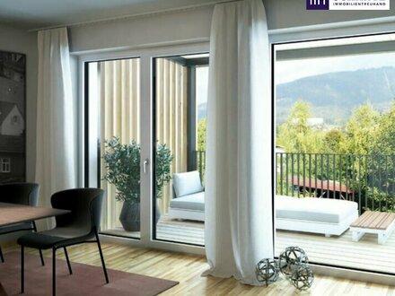 ITH - WOHLFÜHLOASE! Provisionsfrei! Neubau Eigentumswohnung mit Balkon am Schöckl! Graz!