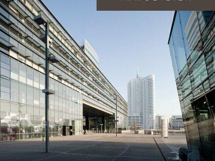 Büro mit Atmosphäre | TECH GATE VIENNA - Bauteil TOWER in der Donau-City