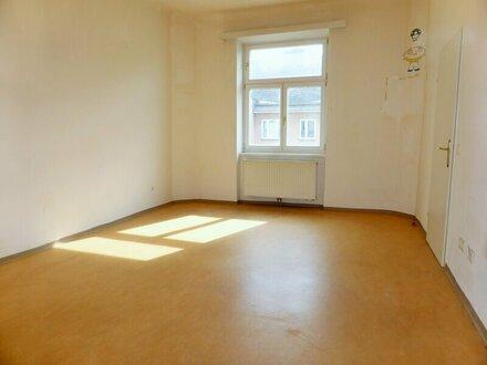 Unbefristeter 57m² Altbau mit Einbauküche beim Wieningerplatz - 1150 Wien