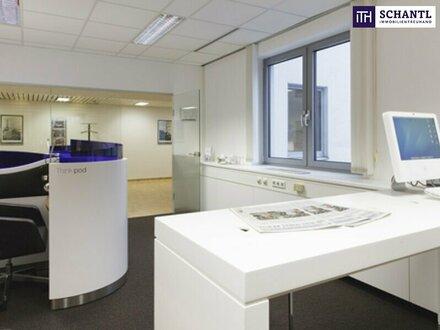 TOP! AB 10m² - Modernste servicierte Bürolösung mit großer Flexibilität in 1060 Wien