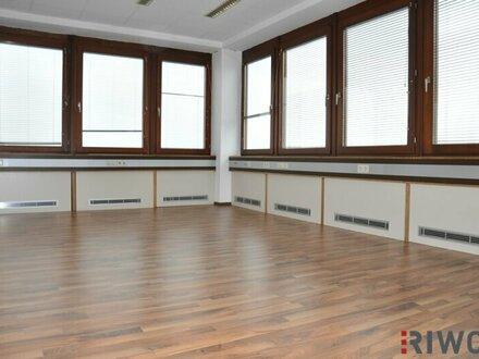 Büros ab ca. 10m². Ideal für Start-Ups oder EPUs!