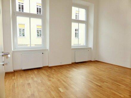Erstbezug: unbefristeter 104m² Altbau mit Einbauküche - 1060 Wien