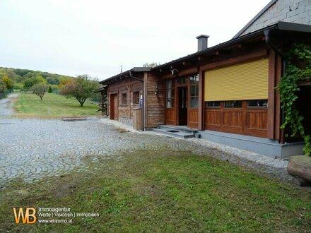 2400m² Baugrundstück mit Wochenendhaus und großem Garten
