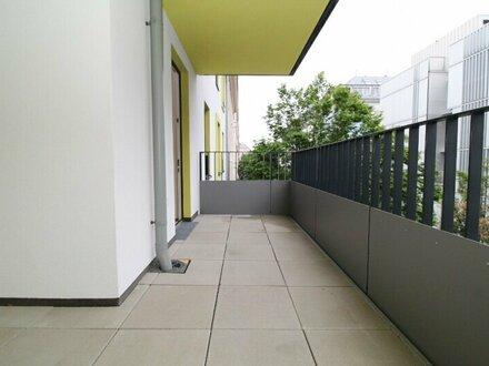 Topmoderne 2-Zimmer Balkonwohnung mit Garagenplatz im 5. Bezirk!