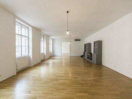 Moderne 4-Zimmer Wohnung mit Klimaanlage direkt bei der Staatsoper in 1010 Wien anzumieten!