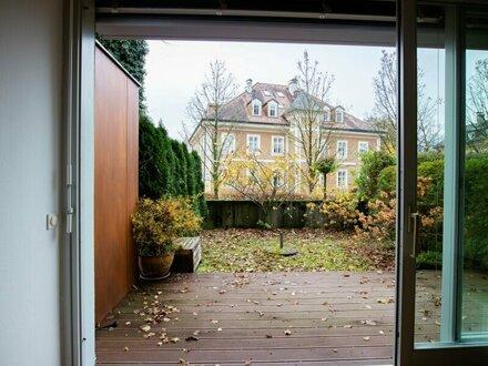 Parsch: Charmante 2-Zimmer-Gartenwohnung in Ruhelage