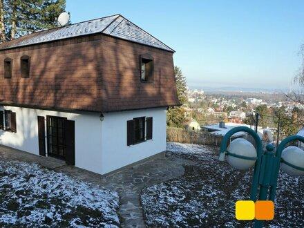 Reizendes Haus mit großem Garten, Stiftsblick