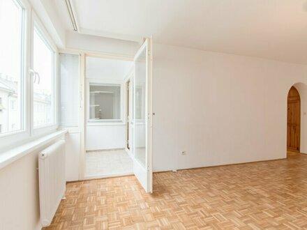 Lichtdurchflutete 2-Zimmer-Loggiawohnung im 13. Bezirk!