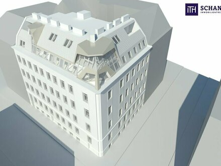 DAS HAT STIL! Ihre neue Altbauwohnung mit großer Loggia im Erstbezug nach top Sanierung!!!