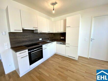 ERSTBEZUG - Neubau nahe dem Floridsdorfer Wasserpark - DG Wohnungen werden provisionsfrei angeboten!