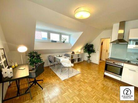 Hübsche 2-Zi.-Wohnung in Itzling/Landstraße, nahe Gnigl/Sam - geringe BK!