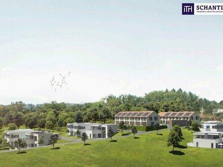 HOCHWERTIGER MAISONETTEN-TRAUM mit großzügiger Terrasse + atemberaubenden FERNBLICK + Garten + Ruhelage in 8075 Hart bei…