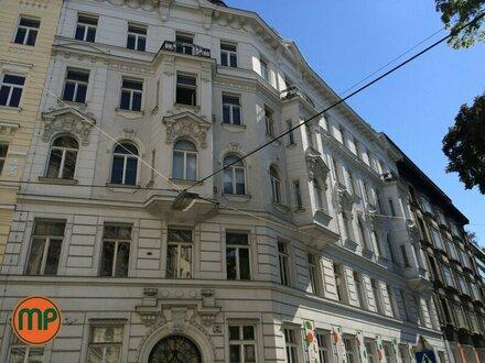 Traumhafte Altbauwohnung im 6. Bezirk mit Balkon – in Ruhelage!