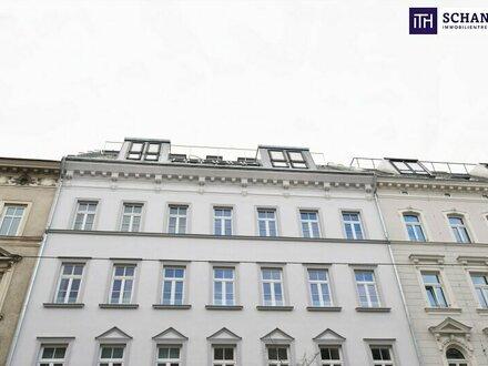 Traumblick vom Wohnzimmer + Ruhige Innenhofterrasse + Rundum saniertes Altbauhaus + Perfekte Raumaufteilung!