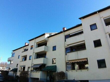 Gepflegte 3-Zimmer-Wohnung in Ruhelage in Salzburg/Aigen