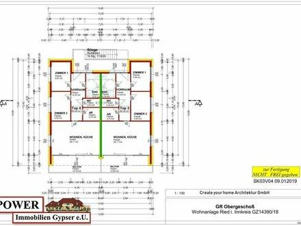 Neubauprojekt ! 3 Zimmer ETW in TOP Qualität !!