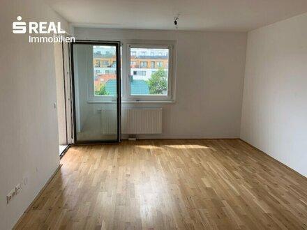 3-Zimmer-Neubauwohnung mit Loggia
