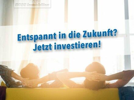 Entspannt in die Zukunft? Jetzt investieren!