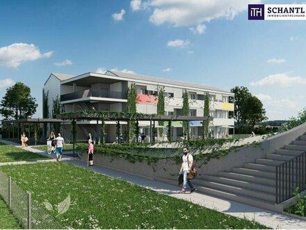 **ITH #TOP-INVESTMENT! NEUBAUPROJEKT + Hochwertige Materialen + Intelligentes Energie-Management im Süden von Graz! PROVISIONSFREI…