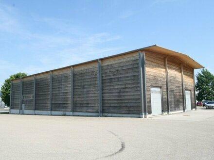 Lagerhalle im Gewerbegebiet Lenzing - Nähe Autobahn