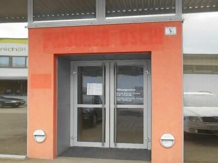 Geschäftslokal im Fachmarktzentrum Friesach