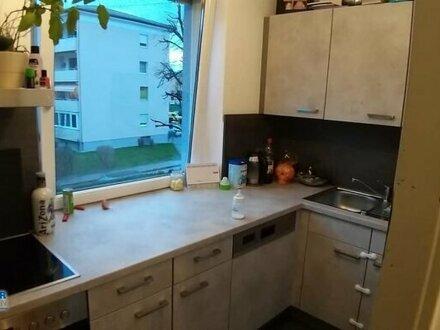 City Life Salzburg - nette 2-Zimmerwohnung für den Single oder das junge Paar - auch als WG für 2 Studenten geeignet