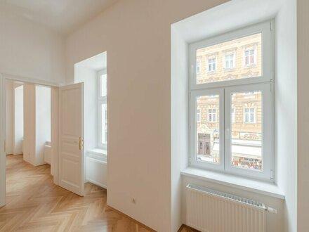 ++NEU** HOCHWERTIGER 2-Zimmer ALTBAU-ERSTBEZUG, gute Aufteilung, umfassend saniertes Haus! VIDEOBESICHTIGUNG!