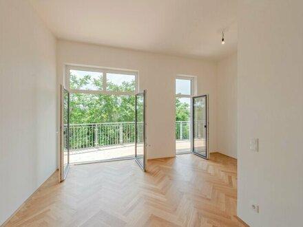 ++NEU** Außergewöhnliche 4-Zimmer Familienwohnung mit 9m² Balkon! perfekter Schnitt!
