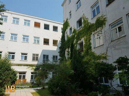 Helle, verkehrsgünstige 2 Zimmer-Wohnung mit Loggia in Ruhelage