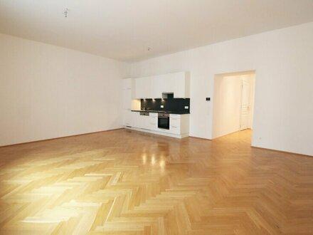 traumhafte 3-Zimmer-Wohnung in repräsentativem ALTBAU - schön renoviert auf 98m² mit EINBAUKÜCHE 1040 Wien