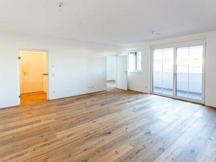 2-Zimmer-Wohnung mit Loggia in Schleedorf