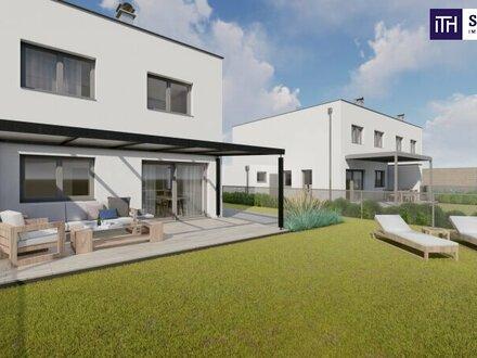 Familien-Hit: Provisionsfrei für den Käufer + 5-Zimmer Doppelhaushälfte + Idyllischer Eigengarten + sonnige Terrasse + perfekte…