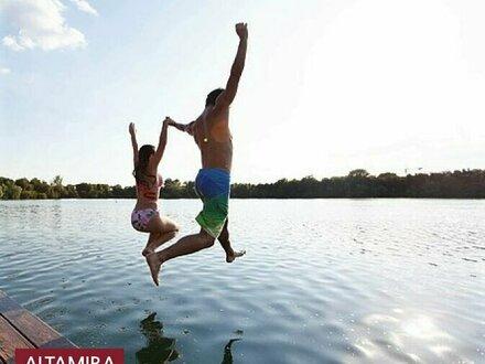 Der nächste Sommer kommt bestimmt! Kleines Haus am See sucht neuen Eigentümer!