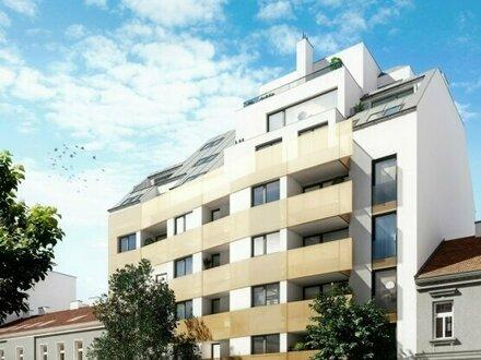 AM PULS DER STADT - hippe 2-Zimmer Wohnung in U1-Nähe