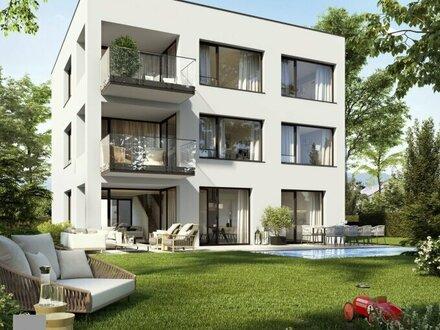 Jetzt mitplanen: Exklusive Penthouse-Wohnung in Leopoldskron / Riedenburg