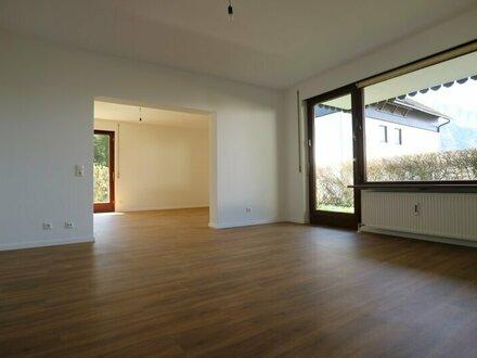 Sanierte 4-Zimmer-Wohnung mit Garten und Terrasse in Anif