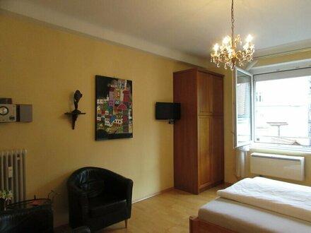 Sehr schöne kleine Wohnung in der Innenstadt von Wien