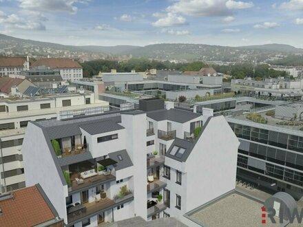 SEEBÖCK 43 | bald sind auch Sie ganz oben - herausragende Dachgeschosswohnung mit gemütlicher Innenhofterrasse | Top34