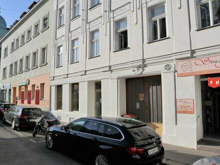 Flexibel einsetzbare Fläche   Ablösefrei   Neu renoviertes Gründerzeithaus