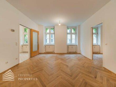 Großzügige 4-Zimmer Wohnung, Nähe Schubertpark